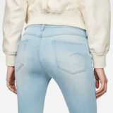 G-Star RAW® 3301 D-Mid Skinny Ankle Jeans Light blue
