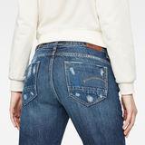G-Star RAW® Midge Saddle Boyfriend Jeans Mittelblau