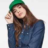 G-Star RAW® Avernus Baseball Cap Green