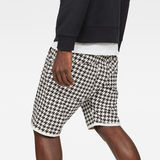 G-Star RAW® 5621 Tapered Men's Shorts White model