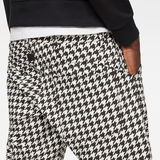 G-Star RAW® 5621 Tapered Men's Shorts White front flat