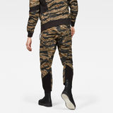 G-Star RAW® Motac-X Deconstructed 3D Relaxed Cropped Pants Multi color model