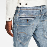 G-Star RAW® D-Staq 3D Slim Jeans Hellblau