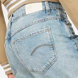 G-Star RAW® Midge Saddle High Waist Boyfriend Jeans Hellblau