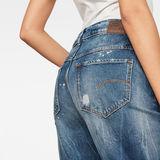 G-Star RAW® Midge Saddle Boyfriend Jeans Bleu foncé