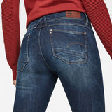 G-Star RAW® Lynn Mid Waist Skinny Jeans Dunkelblau