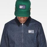 G-Star RAW® Data Snapback Cap Green