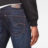 G-Star RAW® 3301 Deconstructed Straight Jeans Dark blue