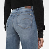 G-Star RAW® 3301 High Waist Straight 90'S  Jeans Medium blue