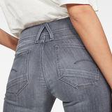 G-Star RAW® Lynn D-Mid waist Super Skinny Jeans Grey
