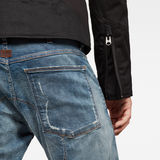 G-Star RAW® 5620 3D Zip Knee Ripped Super Slim Medium blue