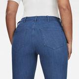 G-Star RAW® 5622 G-Star Shape High Waist Super Skinny Jeans Medium blue
