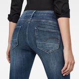 G-Star RAW® D-Staq Mid-Waist Skinny Jeans Medium blue