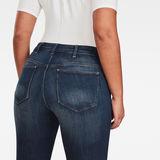 G-Star RAW® 5622 G-Star Shape High Waist Super Skinny Jeans Dark blue