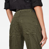 G-Star RAW® Army Radar Strap Relaxed Pants Green model back zoom