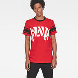 G-Star RAW® Graphic 11 T-Shirt Red