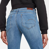 G-Star RAW® Midge Saddle Straight Jeans Medium blue