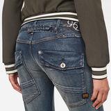 G-Star RAW® 5620 G-Star Tapered Jeans Dark blue