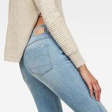 G-Star RAW® 3301 High Waist Skinny Jeans Light blue