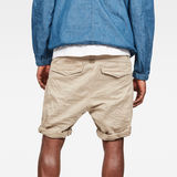 G-Star RAW® Rovic Airforce Relaxed Short Beige model back