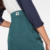 G-Star RAW® Powel Wrap Skirt Green