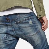 G-Star RAW® 5620 3D Zip Knee Skinny Jeans Light blue