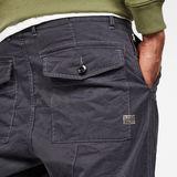 G-Star RAW® Torrick Relaxed Pant Dark blue model back zoom