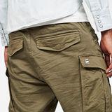 G-Star RAW® Rovic Slim Trainer Green model back zoom