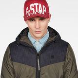 G-Star RAW® Originals Baseball Cap Red
