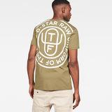 G-Star RAW® Graphic 12 T-Shirt Green