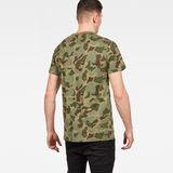 G-Star RAW® Graphic 52 T-Shirt Green