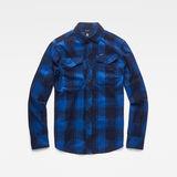G-Star RAW® Bristum Utility Straight Shirt Dark blue