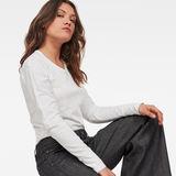 G-Star RAW® GSRR Collyde Shirt Weiß