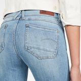 G-Star RAW® Lynn Mid Super Skinny Jeans Medium blue