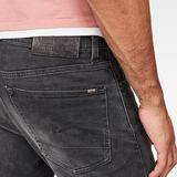 G-Star RAW® 3301 Regular Tapered Jeans Schwarz
