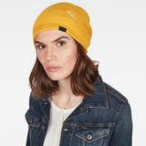 G-Star RAW® Shim Beanie Yellow model