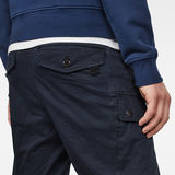 G-Star RAW® Roxic Pant Dark blue model back zoom