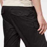 G-Star RAW® Roxic  Pant Black model back zoom
