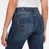 G-Star RAW® Midge Mid Straight Jeans Dark blue
