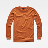 G-Star RAW® Core Knit Brown flat front