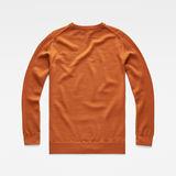 G-Star RAW® Core Knit Brown flat back
