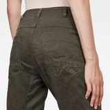 G-Star RAW® Army Radar Boyfriend Strap Pant Grey model back zoom