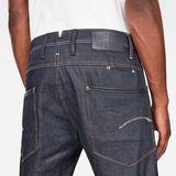 G-Star RAW® 30 Years G-Star Jackpant 3D Straight Jeans Dark blue model back