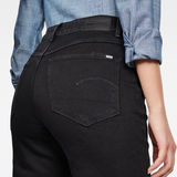 G-Star RAW® 3301 High Straight 90's Ankle Jeans Black