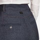 G-Star RAW® GSRR Pati Chino Dark blue model back zoom