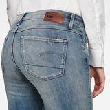 G-Star RAW® 3301 Mid Skinny Repair Ankle Jeans Medium blue