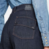 G-Star RAW® Eyevi High Wide Leg Ankle Jeans Dark blue