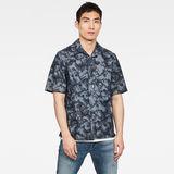 G-Star RAW® Stalt Service Shirt Dark blue