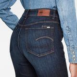 G-Star RAW® 3301 High Flare Jeans Dark blue