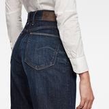G-Star RAW® Janeh Ultra High Mom Ankle C Jeans Dark blue